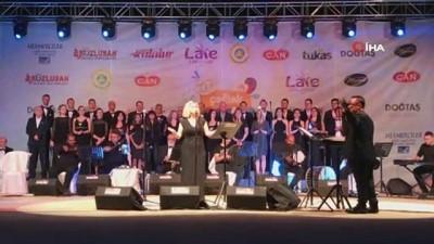 - Çağlak Festivalinde Türk Sanat Müziği gecesi