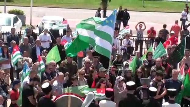 politika - Çerkez sürgününün 155. yılı - SAMSUN