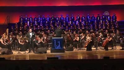 muhabir - DOB'un 'yıldızları' Gala Konserinde buluştu - ANKARA
