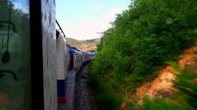 Doğu Ekspresi ile baharda yolculuk bir başka güzel (2) - ERZİNCAN