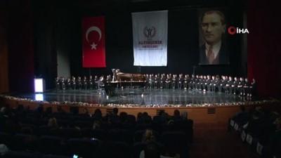 felsefe -  Dünyaca ünlü piyanist Fazıl Say Bursa'da öğrencilerle sahne aldı