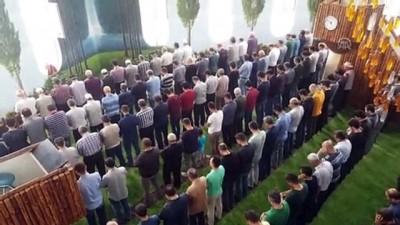 HUZUR VE BEREKET AYI RAMAZAN - 'Şelaleli cami'ye ramazan ilgisi - KIRŞEHİR