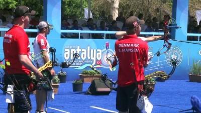 gumus madalya - Okçuluk: Dünya Kupası - ANTALYA
