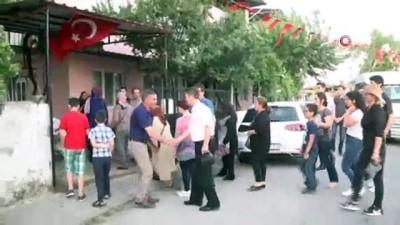 - Şehit Mehmet Dinek ve ailesi Ramazan'da da unutulmadı