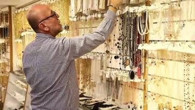 muhabir - Takıda 'çelik' modası - İZMİR