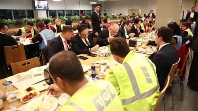 THY ailesinin ramazan buluşması - İSTANBUL