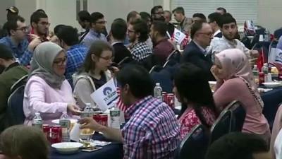 tarim - TÜRKEN Vakfı New York'ta iftar verdi