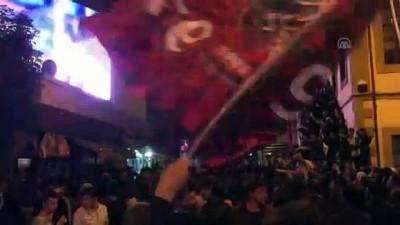 Yeni Çorumspor taraftarının 2. Lig sevinci - ÇORUM