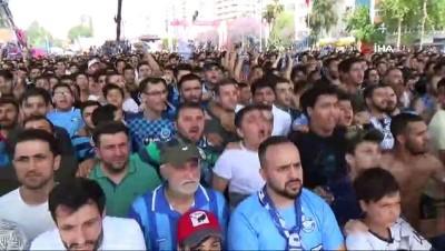 Adana'da kısa süreli sevinç yerini göz yaşına bıraktı