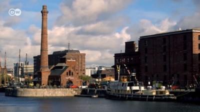 Beatles'ın ve futbolun kenti Liverpool'u gezdik
