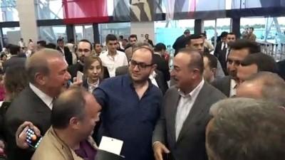 Çavuşoğlu: 'YSK kararı bir yüksek mahkeme kararıdır. Herkesin buna uyması gerekiyor' - İSTANBUL