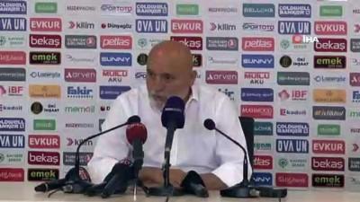 """Hikmet Karaman: """"Son maçımızı kazanmak isterdik'"""