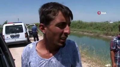tarim iscisi -  16 yaşındaki tarım işçisi çalışmaya geldiği Adana'da boğuldu