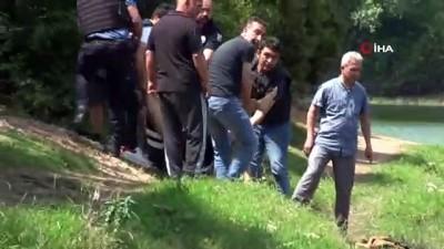 Alibeyköy Barajı'na giren 2 çocuğun cansız bedenine ulaşıldı