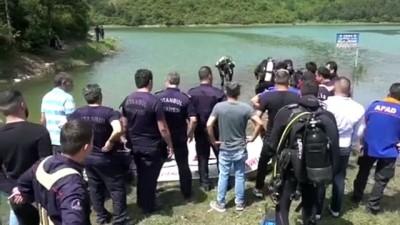 Alibeyköy Barajına giren 2 çocuk kayboldu (2) - İSTANBUL