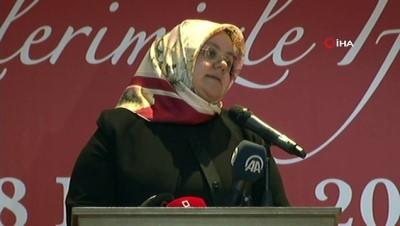 Bakan Selçuk: 'Büyük Türkiye mücadelemizi kararlılıkla sürdürüyoruz'