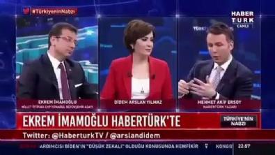turkiye - Ekrem İmamoğlu'ndan skandal açıklama