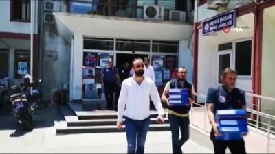 Mersin'deki kaçak akaryakıt operasyonunda 7 tutuklama