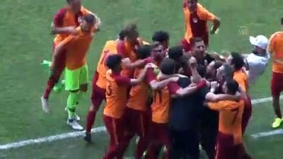 21 Yaş Altı Futbol Ligi'nde Süper Kupa Galatasaray'ın - KOCAELİ