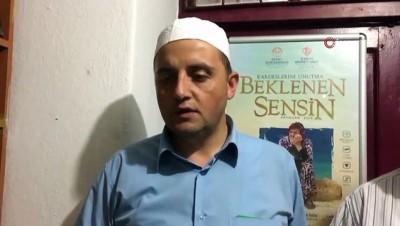 cami imami -  Bu camide 69 yıldır hatimli teravih namazı kılınıyor