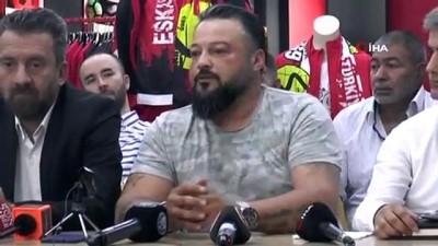 baskan adayi - Eskişehirspor'da başkan adayı Osman Taş'tan kongre öncesi açıklama