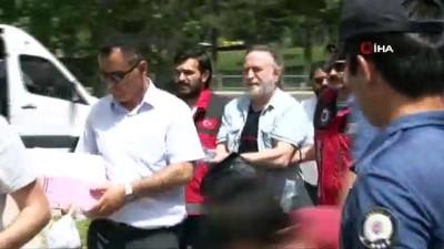 mustehcen -  Zümrüt Apartmanı kitabı yazarı Ankara Adliyesi'ne getirildi