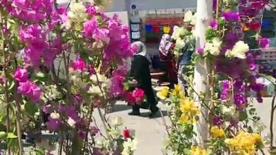 22. Bayındır Uluslararası Çiçek Festivali başladı - İZMİR