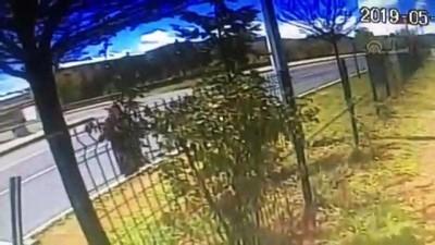 6 kişinin yaralandığı kaza kameraya yansıdı - BİNGÖL