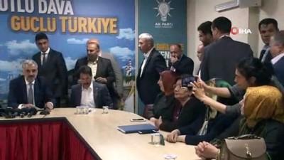 iran secimleri -  AK Parti İl Başkanı Abdullah Eryarsoy istifa etti