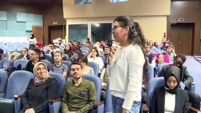 felsefe - Anadolu İletişim ve Eğitim Derneği'nden AA'ya ziyaret - ANKARA