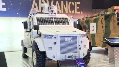 BMC'den askeri sürücüsüz araç - İSTANBUL