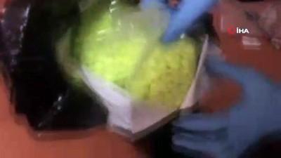 narkotik -  İstanbul'da 1,2 ton uyuşturucu ele geçirildi