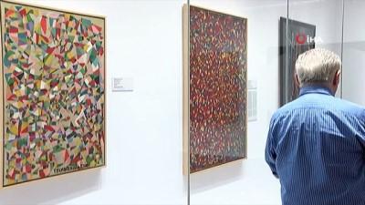 ressam -  THY yolcularını, İstanbul Havalimanı'nda modern sanat ile buluşturdu
