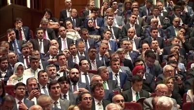 referans - Adalet Bakanı Gül: '(Yargı Reformu) Strateji belgemiz, hangi istikamette yol alacağımızı, referanslarımızı ve önceliklerimizi ortaya koyuyor' - ANKARA