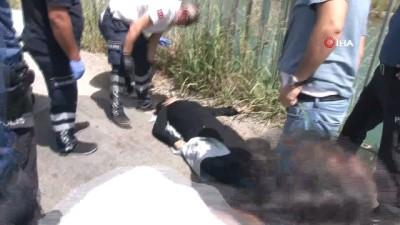 Adana'da kadın cesedi bulundu