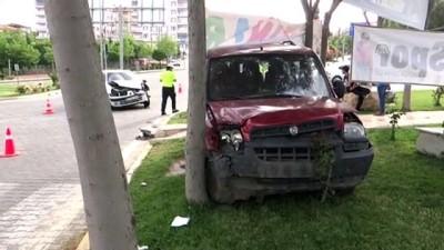 112 acil servis - Adıyaman'da trafik kazası: 4 yaralı