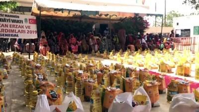 ramazan ayi - Aziz Mahmud Hüdayi Vakfından Senegal'de ramazan yardımı - DAKAR