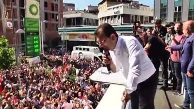 Ekrem İmamoğlu: 'Sandıklarda avukatlarımız görev alacak' - İSTANBUL