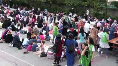 Mavi Marmara şehidi Bilgen anısına 2 bin kişiye iftar - SİİRT