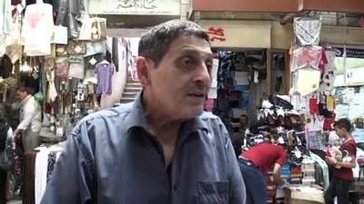 ramazan ayi - Nablus'un Osmanlı yapıtı 'Kapalı Çarşısı' yoğun ilgi görüyor - NABLUS