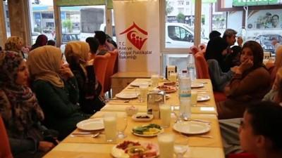 Suriyeli yetim çocuklara iftar - HATAY