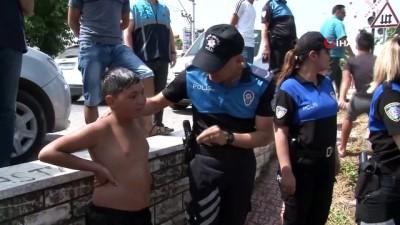 Termometreler 46 dereceyi gördü...Sulama kanallarında tehlikeli serinliğe polisten uyarı