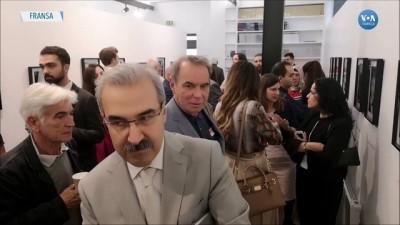mel b - Ara Güler Sergisi Paris'te açıldı