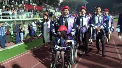Kırklareli Üniversitesinde mezuniyet heyecanı - KIRKLARELİ