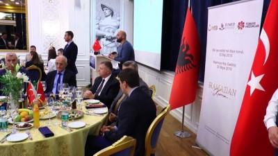 YTB'den Arnavutluk'ta iftar programı - TİRAN