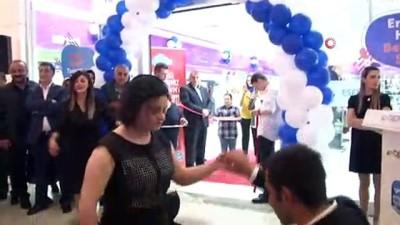 Eyüpsultan Belediyesi Sosyal Destek Hizmetleri Müdürlüğü Mağazası açıldı
