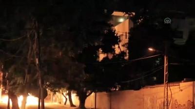 İsrail ordusu AA ofisinin de bulunduğu binayı vurdu (3) - GAZZE