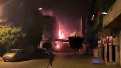- İsrail ordusu Gazze'de bir binayı daha vurdu