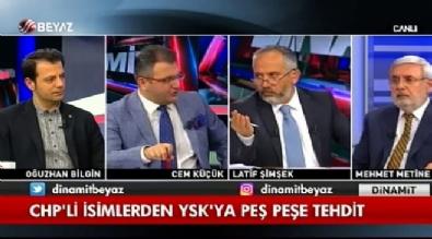 Mehmet Metiner'den o isimlere çağrı