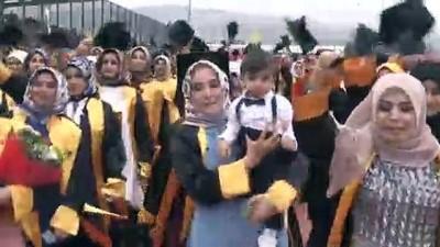 mustesna - Siirt Üniversitesi'nde mezuniyet töreni